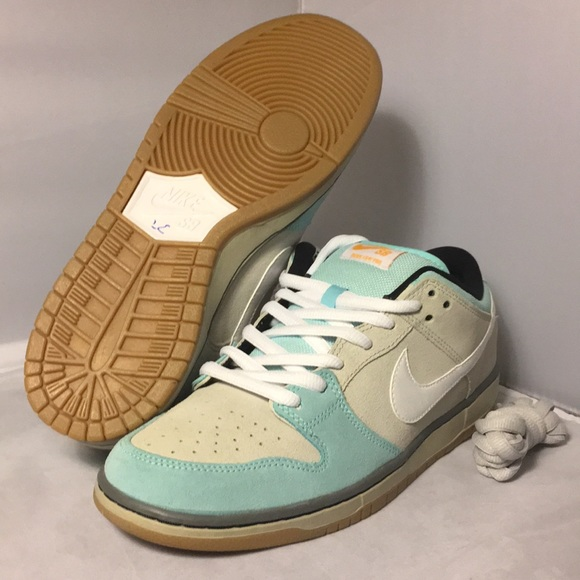 new products eb87d d41aa Nike Shoes | New Sb Low Pro 11 Gulf Mexico Glacier Ice | Poshmark